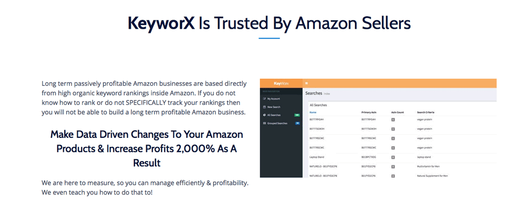 Best Amazon Seller Software & Tools for 2019: Keyworx