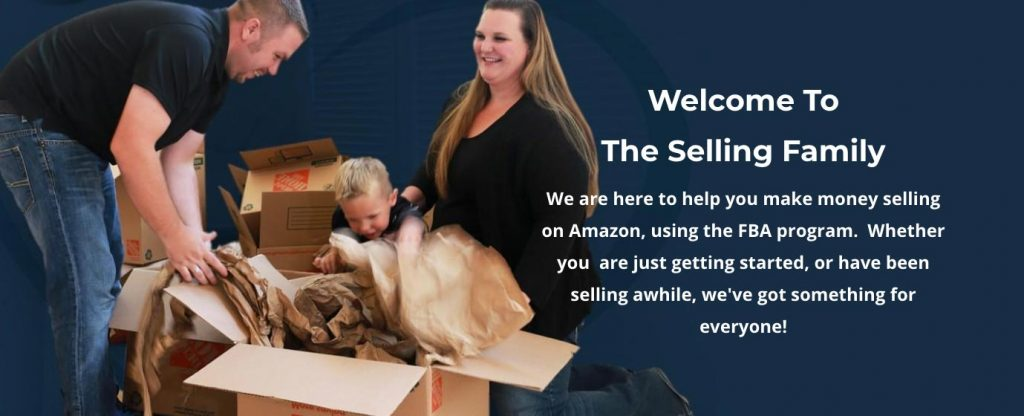 Amazon Sellers: The Selling Family