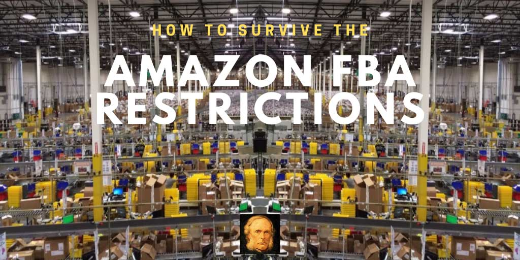 Surviving the New Amazon FBA Restrictions