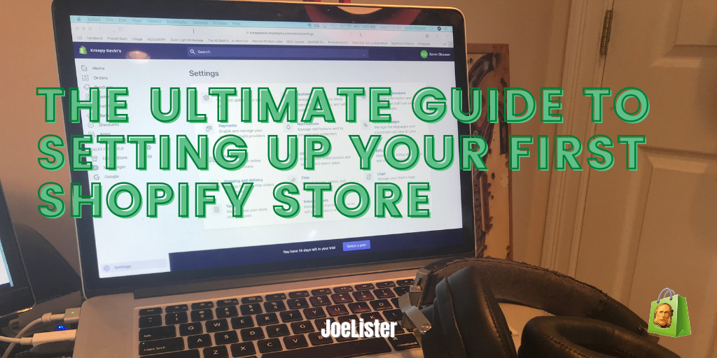 The Ultimate Shopify Tutorial for Beginners