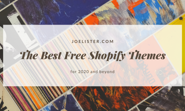 The Best Free Shopify Themes For 2020