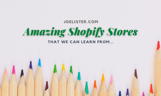 18 Amazing Shopify Stores We Can Learn From