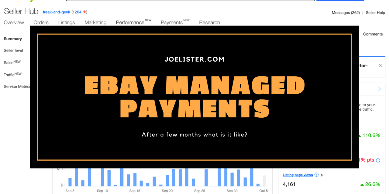 eBay Managed Payments: A Review