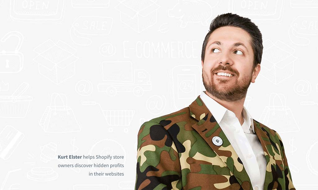 Shopify Podcast Leader: Kurt Elster
